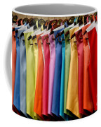 Mens Tuxedo Vests In A Rainbow Of Colors Coffee Mug