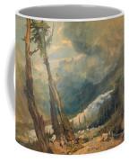 Mer De Glace Coffee Mug