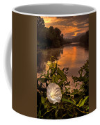 Meramec River At Chouteau Claim Coffee Mug