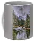 Ascending Clouds Coffee Mug