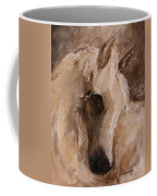 Mercedes In Beige Coffee Mug