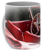 Mercedes Benz 190 Sl Coffee Mug
