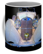 Mercedes Benz Cabriolet 540k Coffee Mug