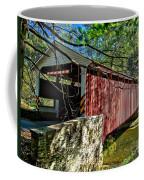 Mercers Mill Covered Bridge Coffee Mug