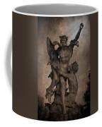 Mercury Carrying Eurydice To The Underworld Coffee Mug by Loriental Photography