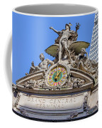 Mercury Mimerva And Hercules Coffee Mug