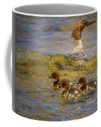 Merganser Lake Tahoe Coffee Mug