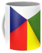 Merging Points Coffee Mug