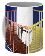 Merging Steps Coffee Mug by Robert Woodward