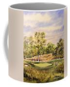 Merion Golf Club Coffee Mug by Bill Holkham