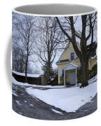 Merion Meeting House - Narberth Pa Coffee Mug by Bill Cannon
