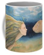Mermaid Encounter Coffee Mug