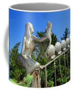 Mermaid's Best Friend Coffee Mug