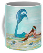 Mermaids Exist Coffee Mug