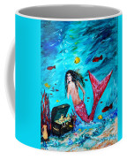 Mermaids Treasure Coffee Mug