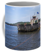 Merrimac Ferry - Wisconin Coffee Mug