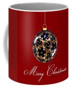 Merry Christmas Bauble Coffee Mug