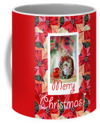 Merry Christmas From An Angel Coffee Mug