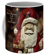 Merry Christmas To All Coffee Mug