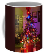 Merry Christmas Wish Coffee Mug