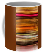 Merry Go Round Abstract Coffee Mug