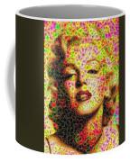 Marilyn - Colored Diamonds Coffee Mug