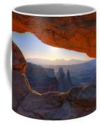 Mesa Arch Canyonlands National Park Coffee Mug
