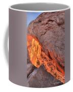 Mesa Arch Portrait Coffee Mug