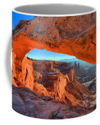Mesa Sunrise Glow Coffee Mug