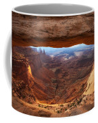 Mesa Sunrise Window Coffee Mug