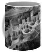 Mesa Verde Monochrome Coffee Mug