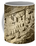 Mesa Verde National Park In Colorado Coffee Mug