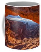 Mesa's View Coffee Mug by Darren  White