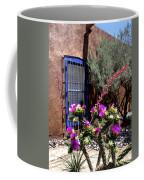 Mesilla Cholla Coffee Mug by Kurt Van Wagner