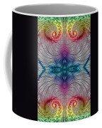 Mesmerising Rainbow Coffee Mug