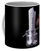 Message In A Bottle Concept Coffee Mug