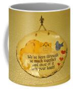 Message Of Love Coffee Mug