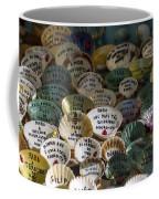 Messages On Shells Coffee Mug