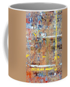 Messy Background Coffee Mug by Carlos Caetano