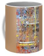 Messy Background Coffee Mug