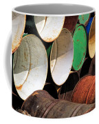 Metal Barrels 1 Coffee Mug