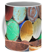 Metal Barrels 2 Coffee Mug