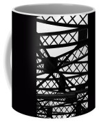 Metal Structure Coffee Mug