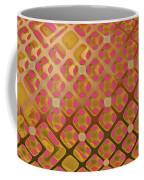 Metal Tartan  Coffee Mug