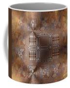 Metallic Pattern Coffee Mug