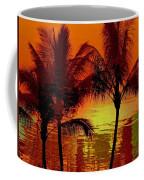 Metallic Sunset Coffee Mug