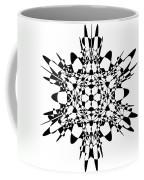 Metatron Cube A Version Coffee Mug