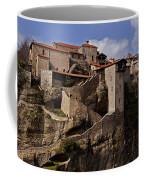 Meteora Monastary   #9793 Coffee Mug