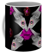 Meteoroid Creature  Coming From Comets And Androids Pop Art Coffee Mug by Pepita Selles