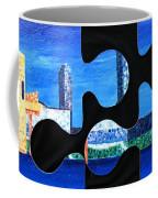A Piece Of Cleveland Coffee Mug